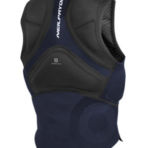 Жилет NP COMBAT IMPACT SIDE ZIP C2 BLACK / NAVY XL