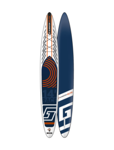 Надувной SUP борд GLADIATOR ELITE  14.0R