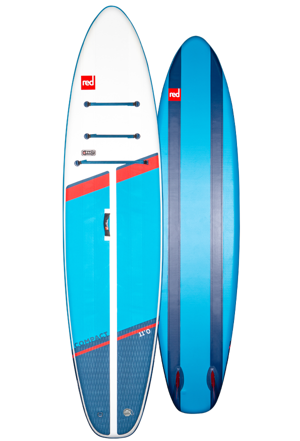 "Доска SUP надувная RED PADDLE 11'0"" COMPACT PACKAGE 2021"